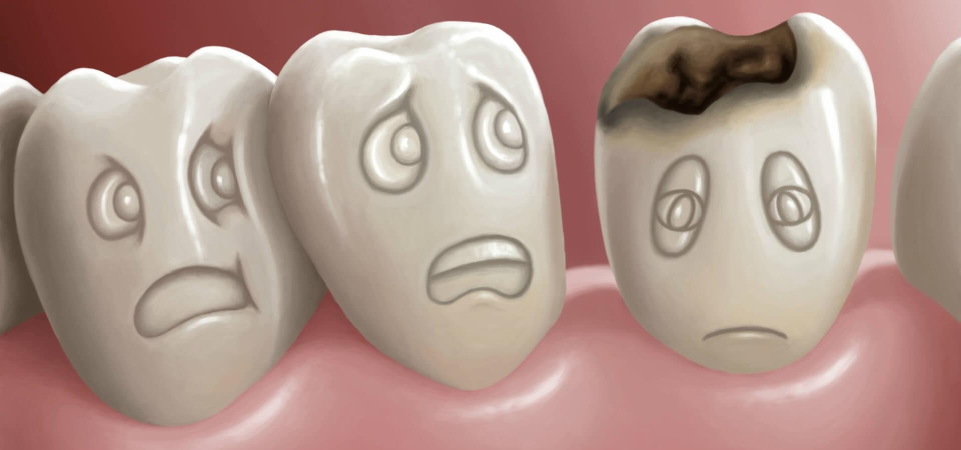 دندان خراب مرگ آور است