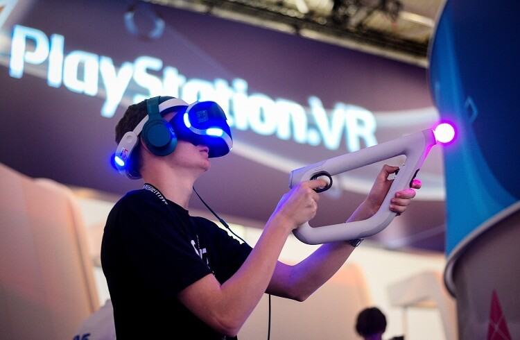 پلی استیشن واقعیت مجازی