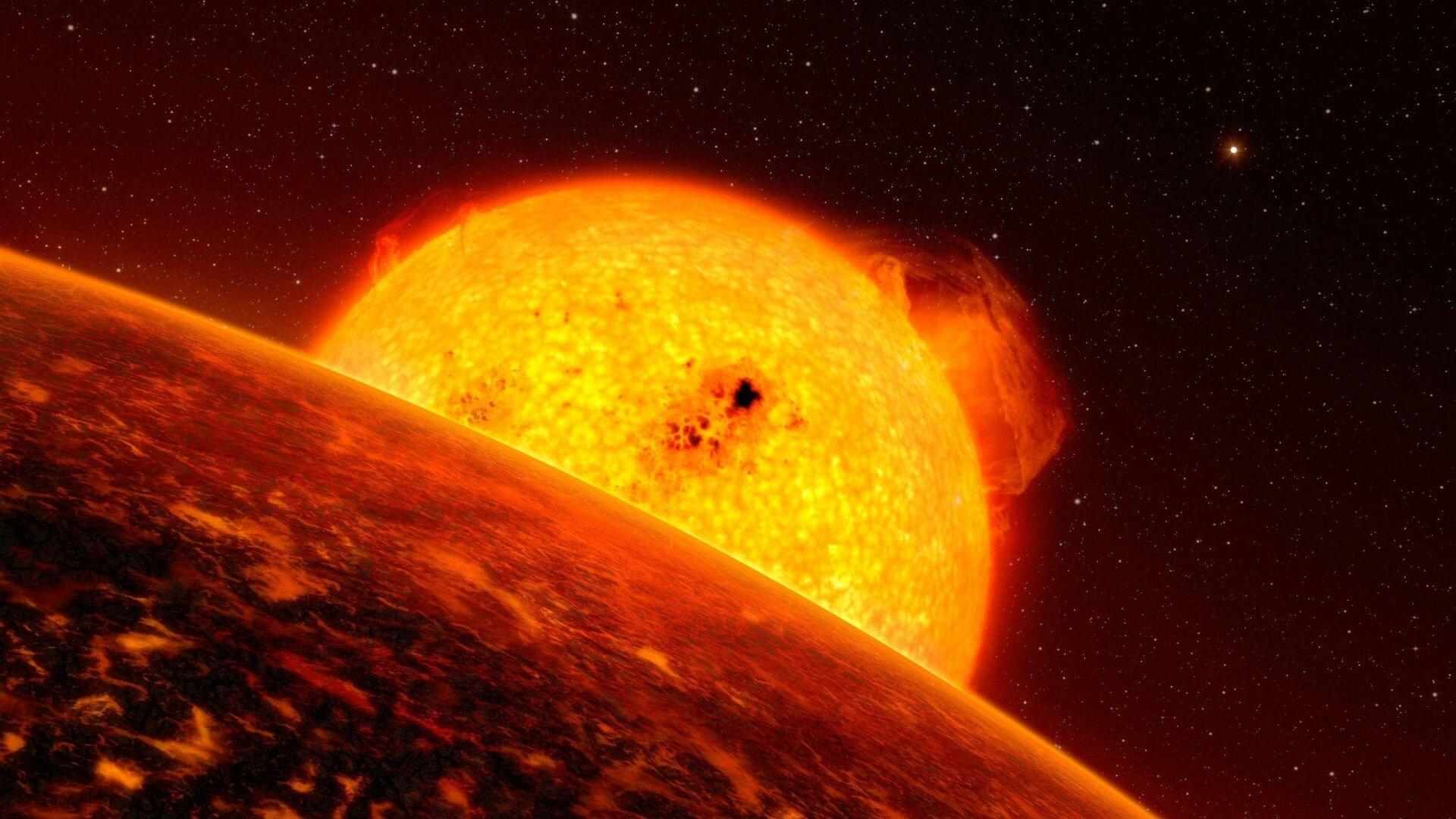 باد خورشیدی چه تأثیری بر زمین و منظومه شمسی دارد؟