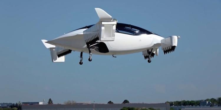 آزمایش پرواز لیلیوم