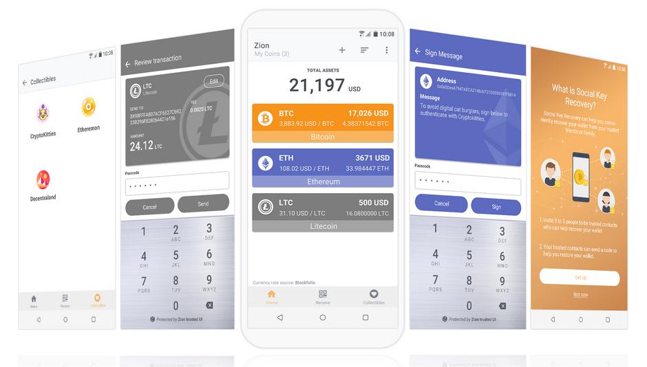 گوشی Exodus 1 اولین گوشی اچتیسی برای سال 2019 معرفی شد