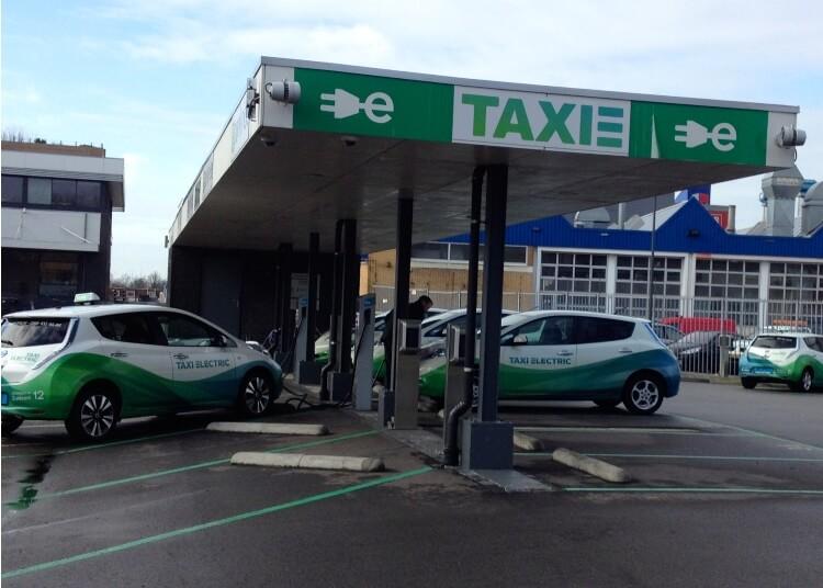 ایستگاه های شارژ برقی