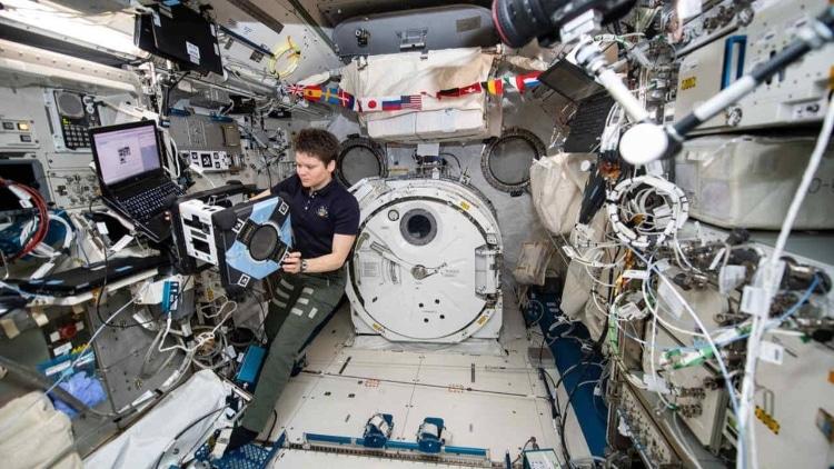 بامبل استروبی ربات فضایی