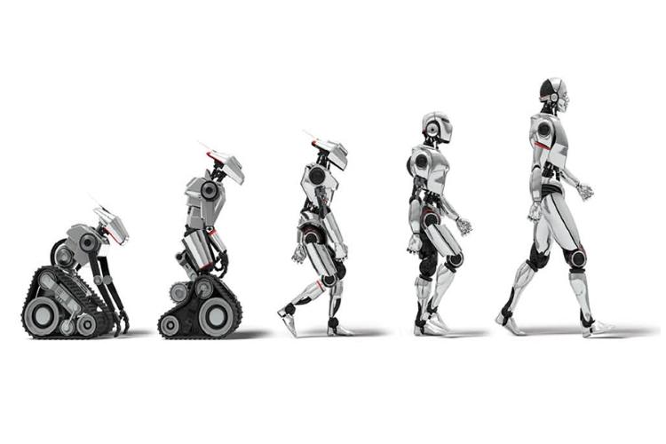 خودآموزی ربات