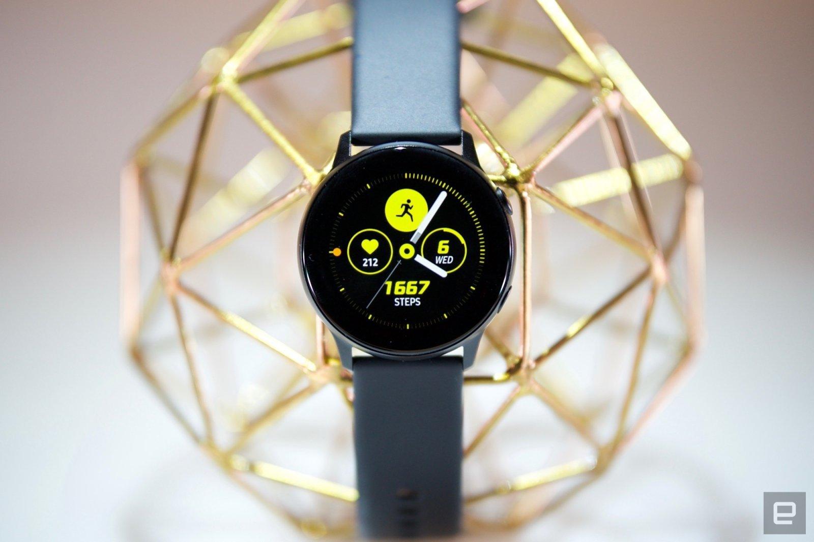 سورپرایز سامسونگ - امکان استفاده از قابلیتهای Galaxy Watch Active در ساعتهای هوشمند قدیمی