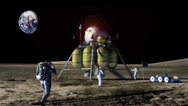 فرود آورنده ناسا