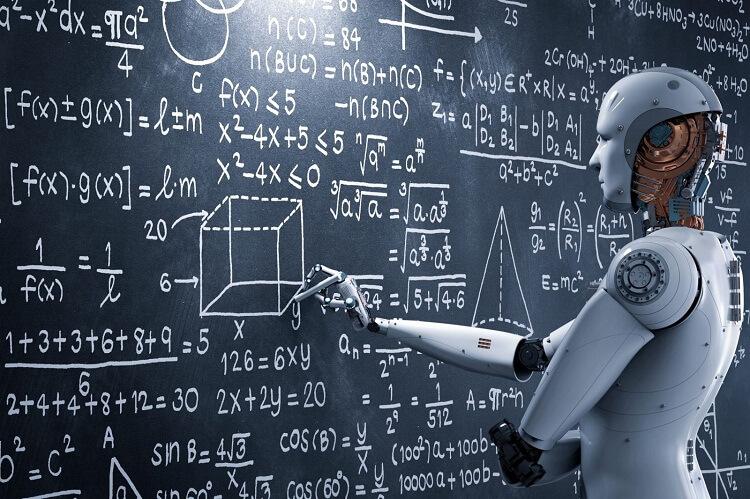 قضایای ریاضی هوش منصوعی