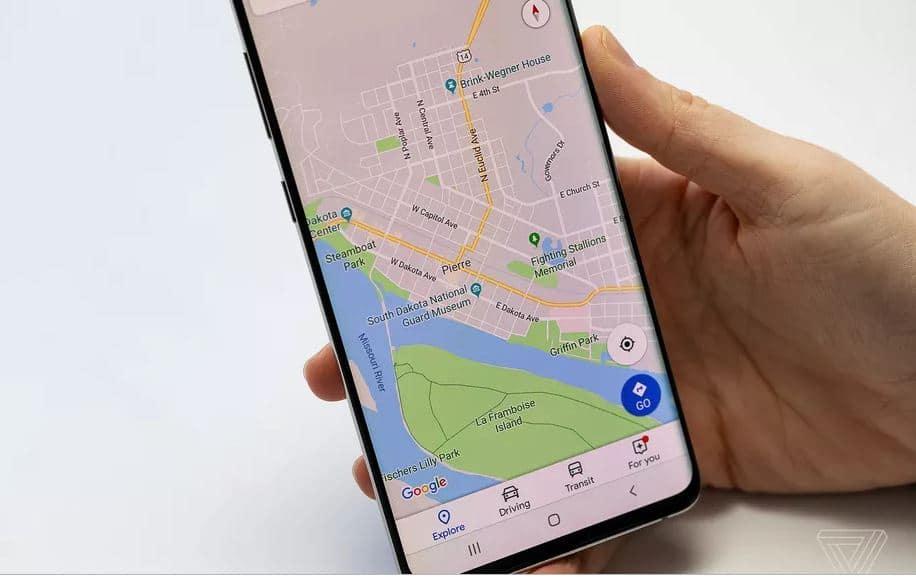 روکیدا - چطور از گوگل مپ استفاده کنید تا افراد بتوانند شما را پیدا کنند - گوگل