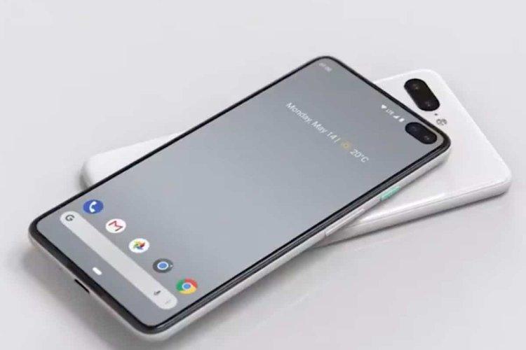 گوشی Pixel 4 گوگل دکمههای فیزیکی و بریدگی نمایشگر را نخواهد داشت