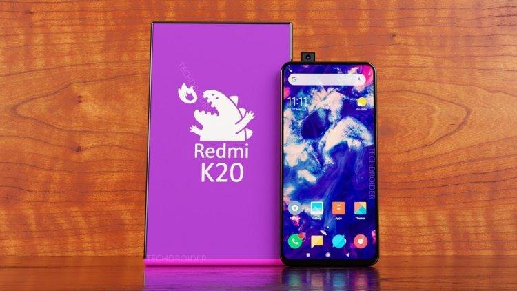 گوشی Redmi K20 7 خرداد با دوربین 48 مگاپیکسلی عرضه میشود