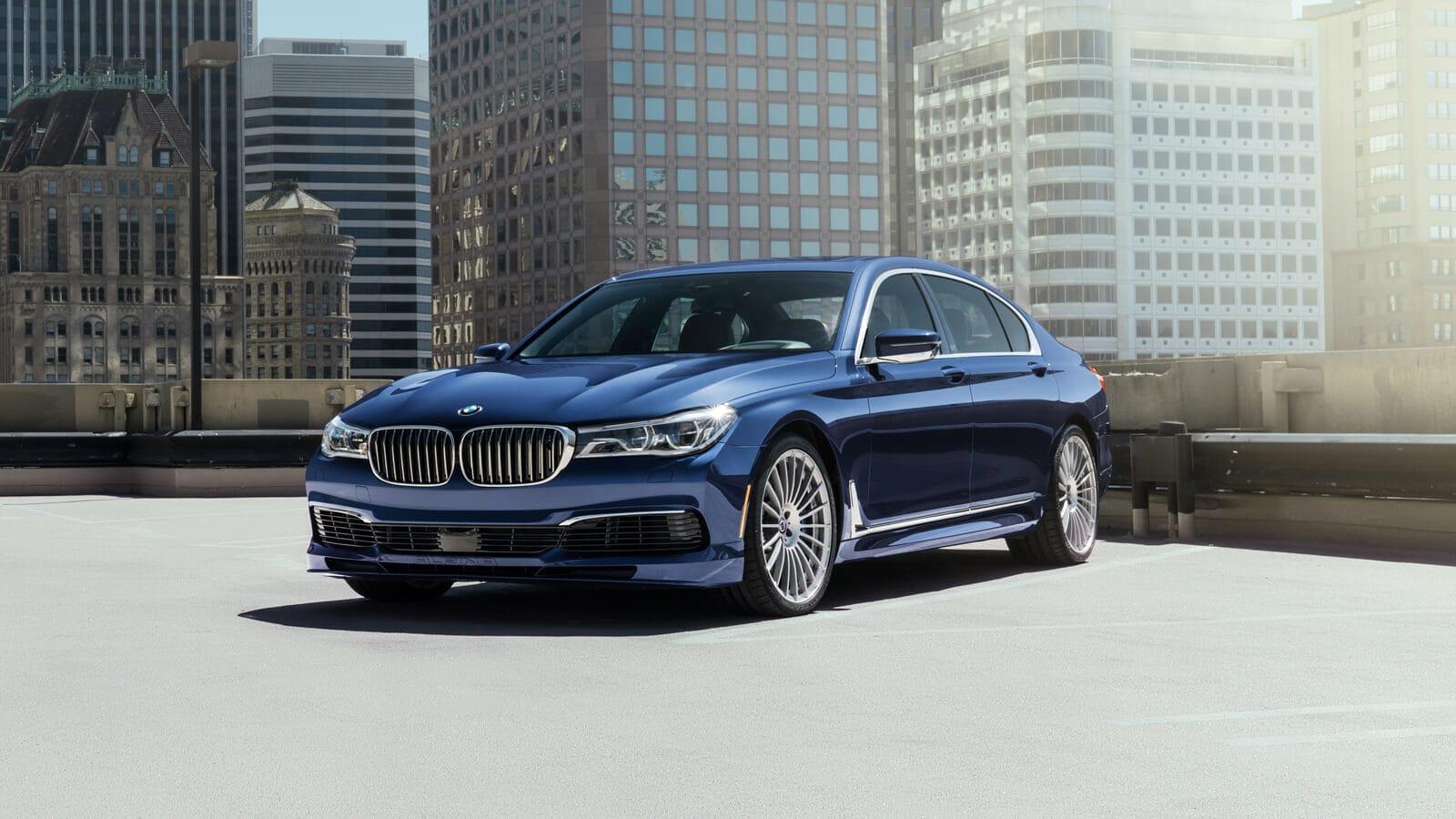 بررسی قیمت و ویژگیهای ماشینهای BMW سری 7 مدل 2019