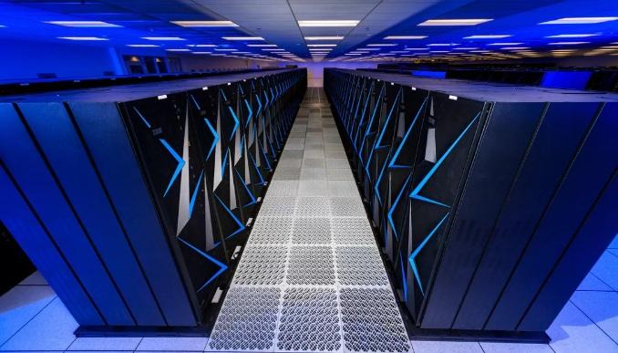 ابرکامپیوتر