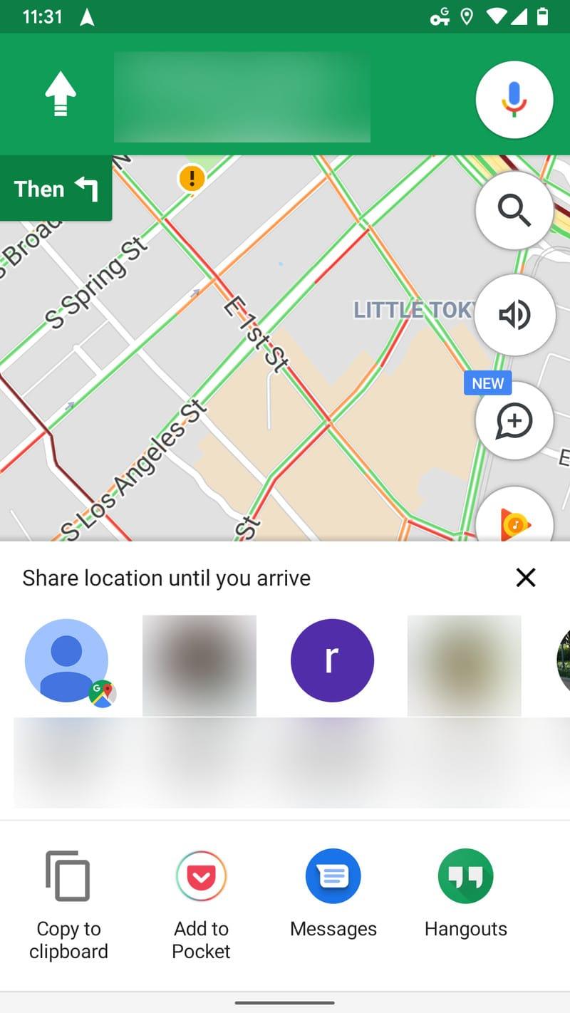 روکیدا | چطور از گوگل مپ استفاده کنید تا افراد بتوانند شما را پیدا کنند | گوگل