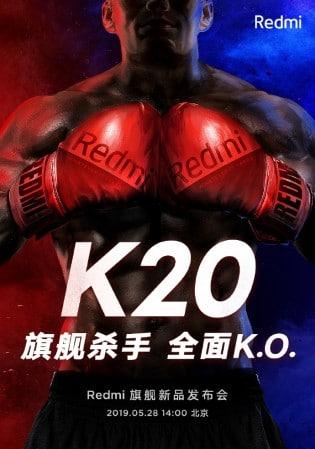 گوشی Redmi K20 7