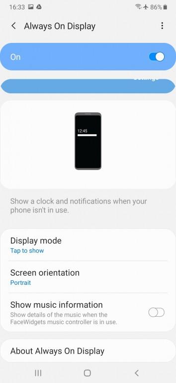 gsmarena 015 1 - بررسی کامل و تخصصی گوشی سامسونگ Galaxy A50 - گوشی های هوشمند, نقد و بررسی گوشی موبایل, نقد, سامسونگ گلکسی A, سامسونگ, اندروید