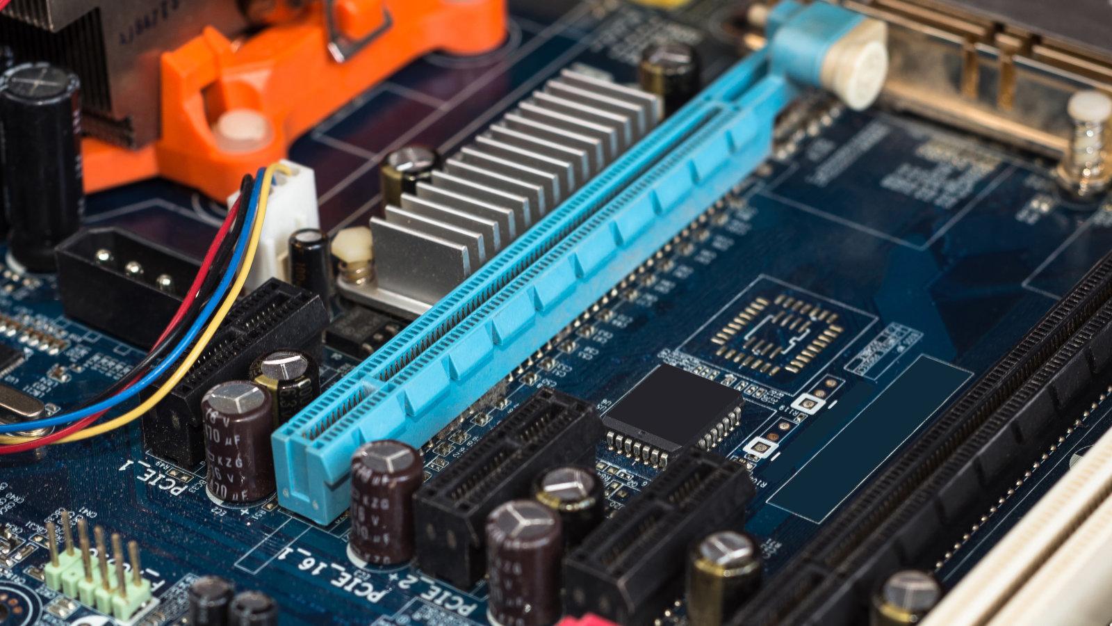 درگاه PCI Express 6.0 با قدرت بالا به کمک هوش مصنوعی میآید