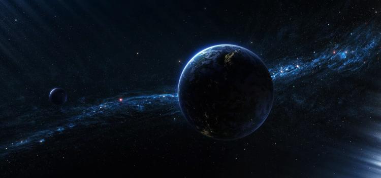 انرژی تاریک بین کهکشان