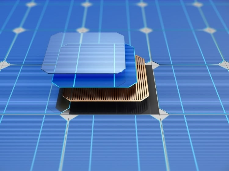 سلول پنل خورشیدی