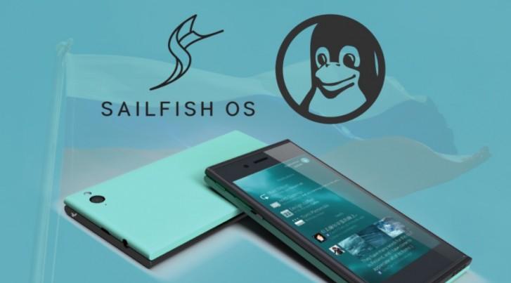 سیستم عامل Sailfish
