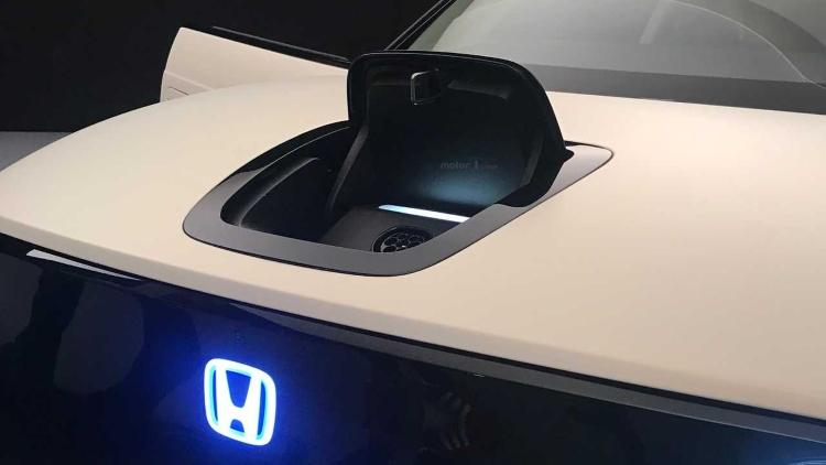 شارژ باتری هوندا ای