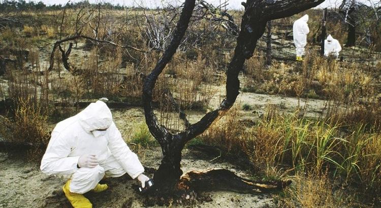 فاجعه چرنوبیل انفجار هسته ای