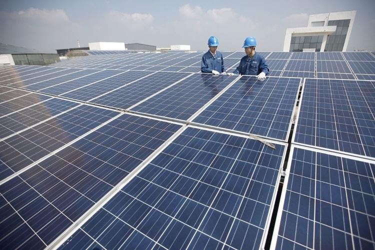 پنل خورشیدی سیلیکونی