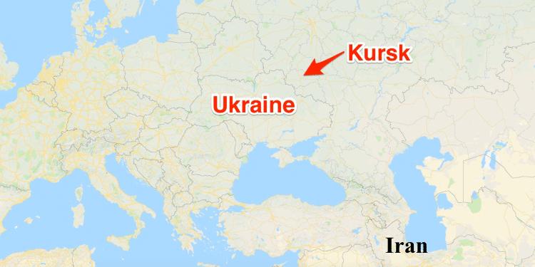 کورسک روسیه