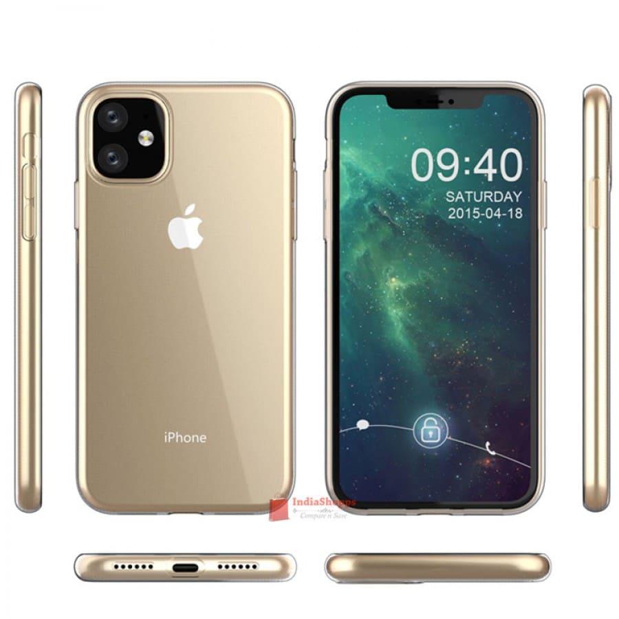 رندرهای جدید گوشی iPhone XR 2019 یک طرح رنگی جدید را نشان میدهد
