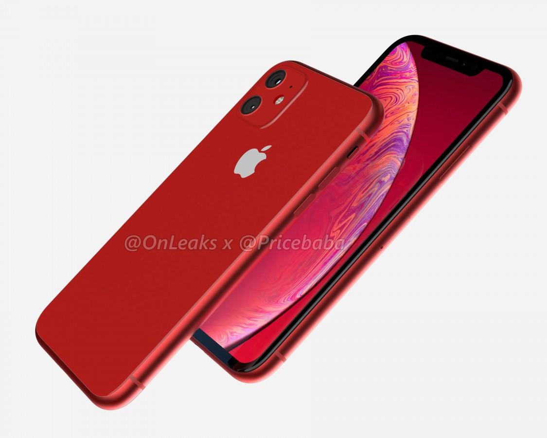 گوشی iPhone XR 2019 6