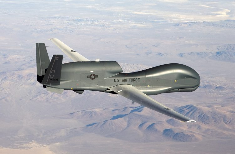 پهپاد RQ-4 global hawk
