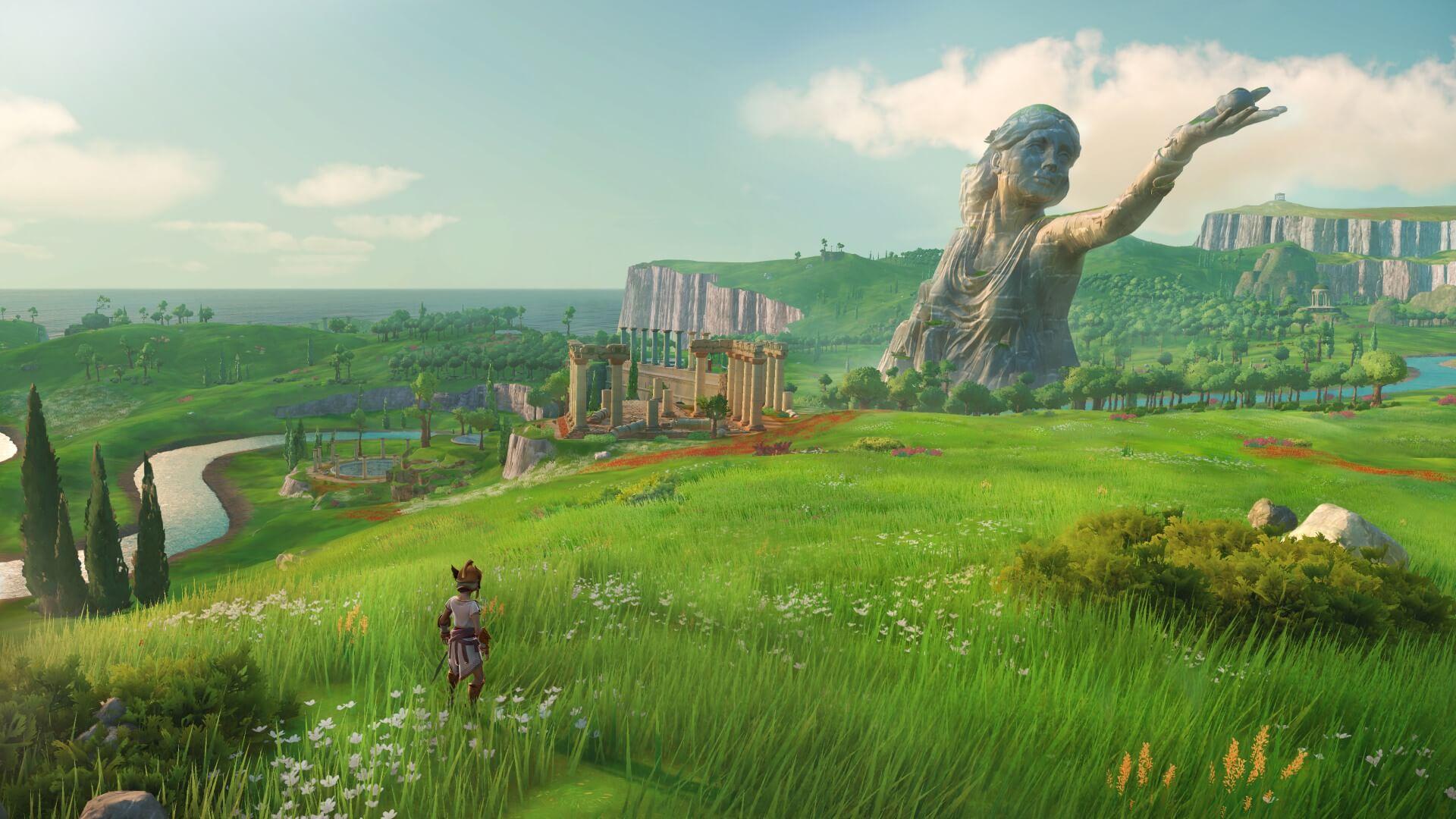 یوبیسافت با بازی Gods and Monsters به جنگ نینتندو میرود!