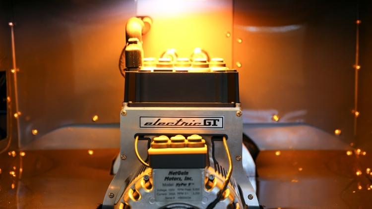 باتری و موتور فولکس واگن
