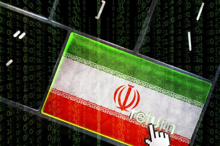 بد افزار توسط ایران