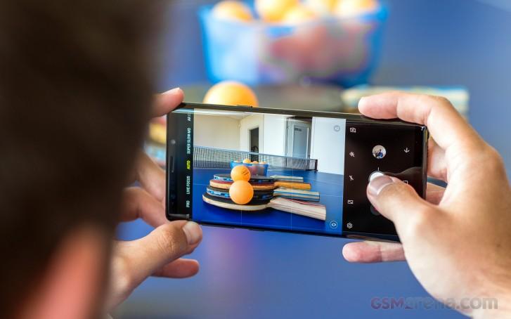 حالت عکاسی night mode گوشیهای گلکسی اس 9 و نوت 9 سامسونگ باعث میشود دوربین هنگ کند