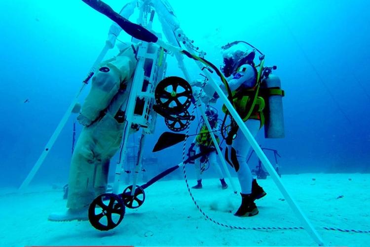 دستگاه LESA برای نجات فضانوردان