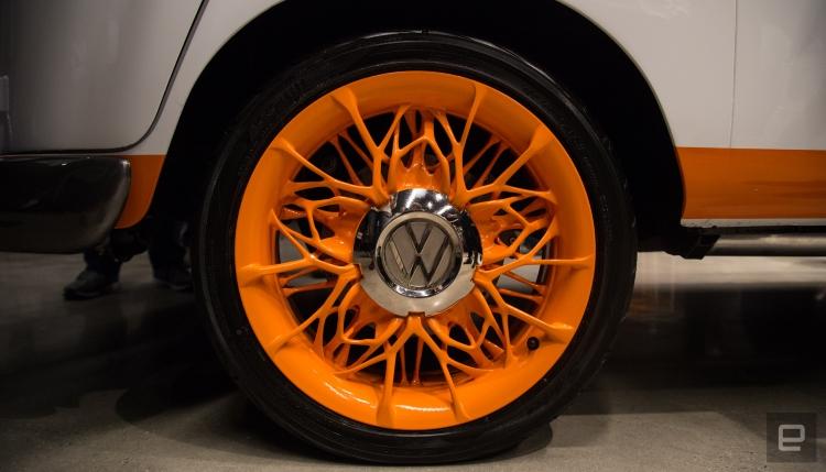 طراحی چرخ ها