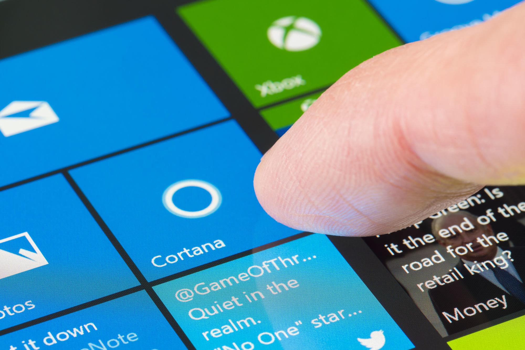 مایکروسافت کورتانا را از ویندوز جدا میکند