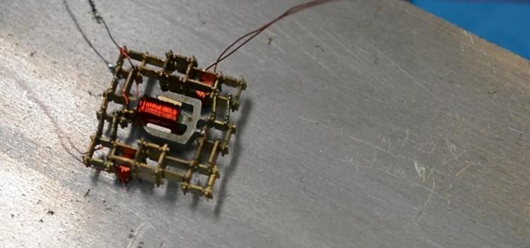 موتور راه رونده برای ساخت ربات
