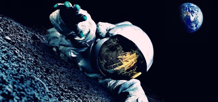 نجات فضانوردان با دستگاه لسا