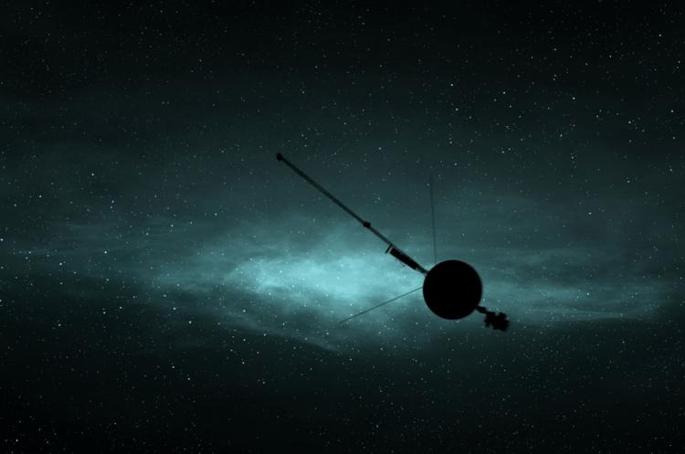 وویجر فضای بین ستاره ای