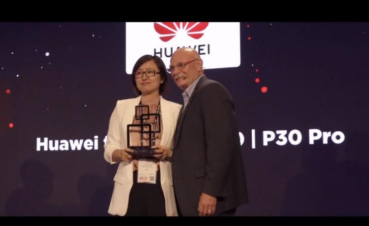 گوشیهای P30 و P30 Pro هوآوی جایزه بهترین گوشیهای هوشمند 2019 را به دست آوردند