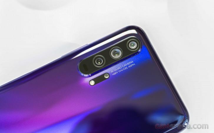 گوشی Honor 20 Pro وارد بازار جهانی خواهد شد