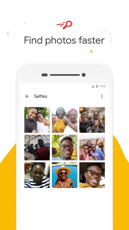 گوگل نسخه سبک اپلیکیشن Photos به اسم Gallery Go را عرضه میکند 1