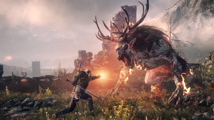 Best RPGs on PC The Witcher 3