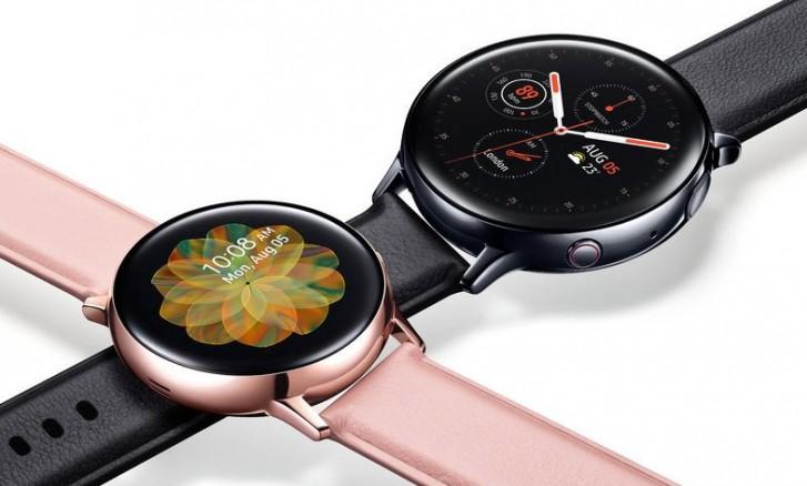 روکیدا | ساعت هوشمند Galaxy Watch Active 2 سامسونگ؛ رونمایی در کنار نوت 10 | سامسونگ, سامسونگ گلکسی نوت