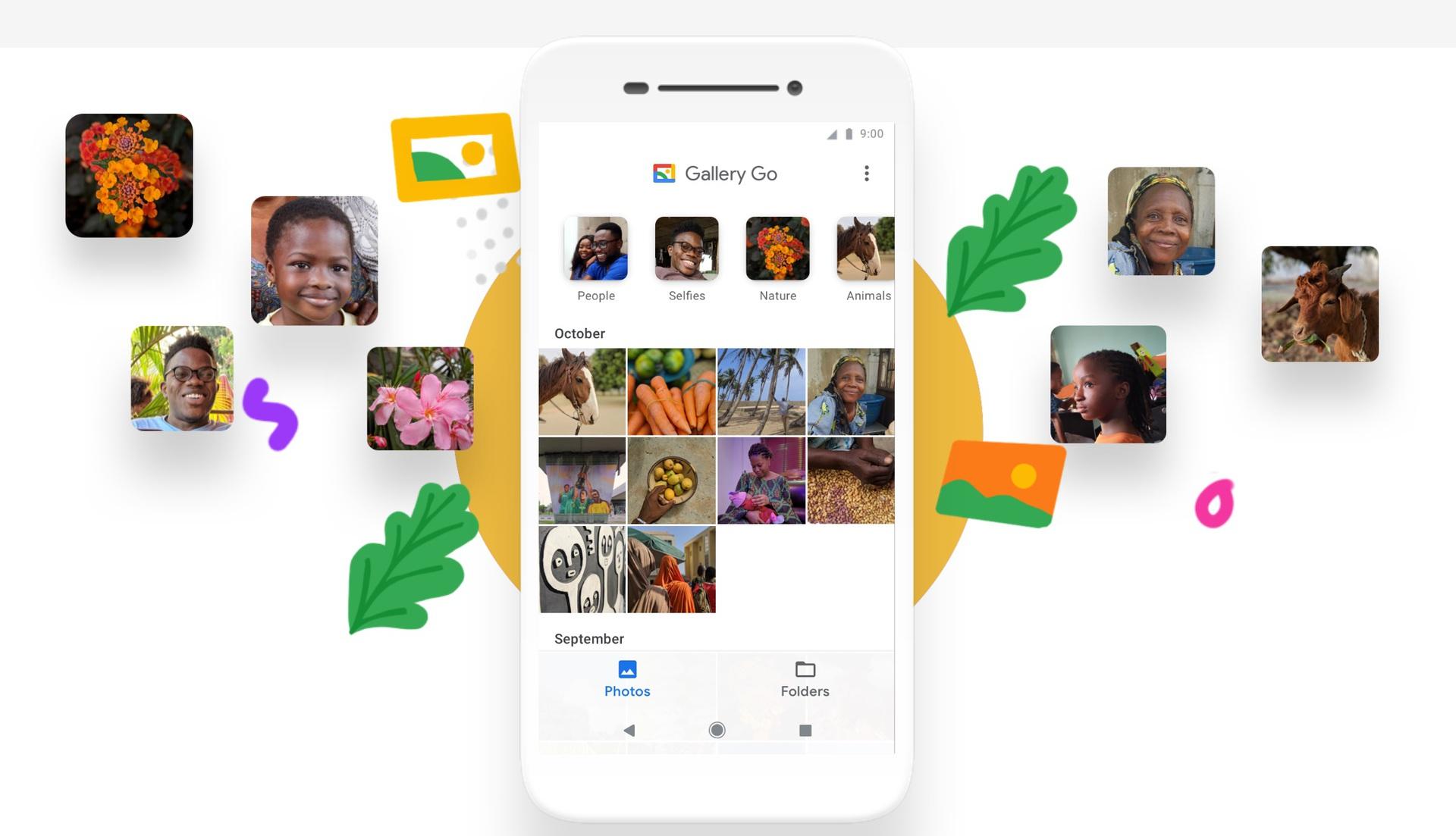 گوگل نسخه سبک اپلیکیشن Photos به اسم Gallery Go را عرضه میکند