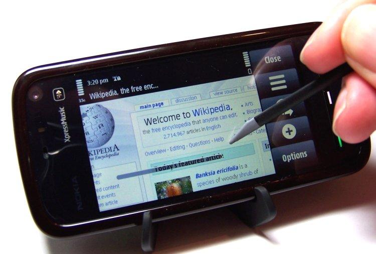 Nokia 5800 XpressMusic Phone