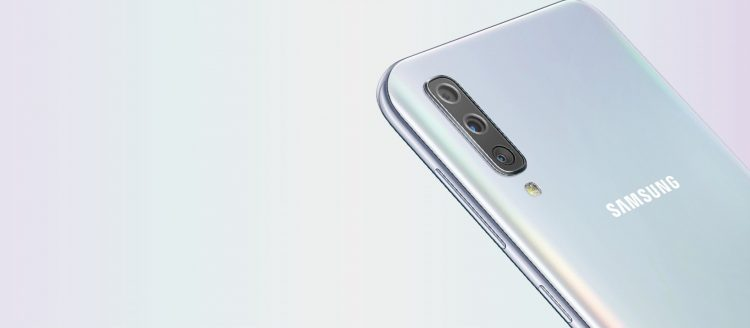 Samsung Galaxy A50s 1