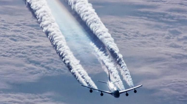 پسدمه هواپیما