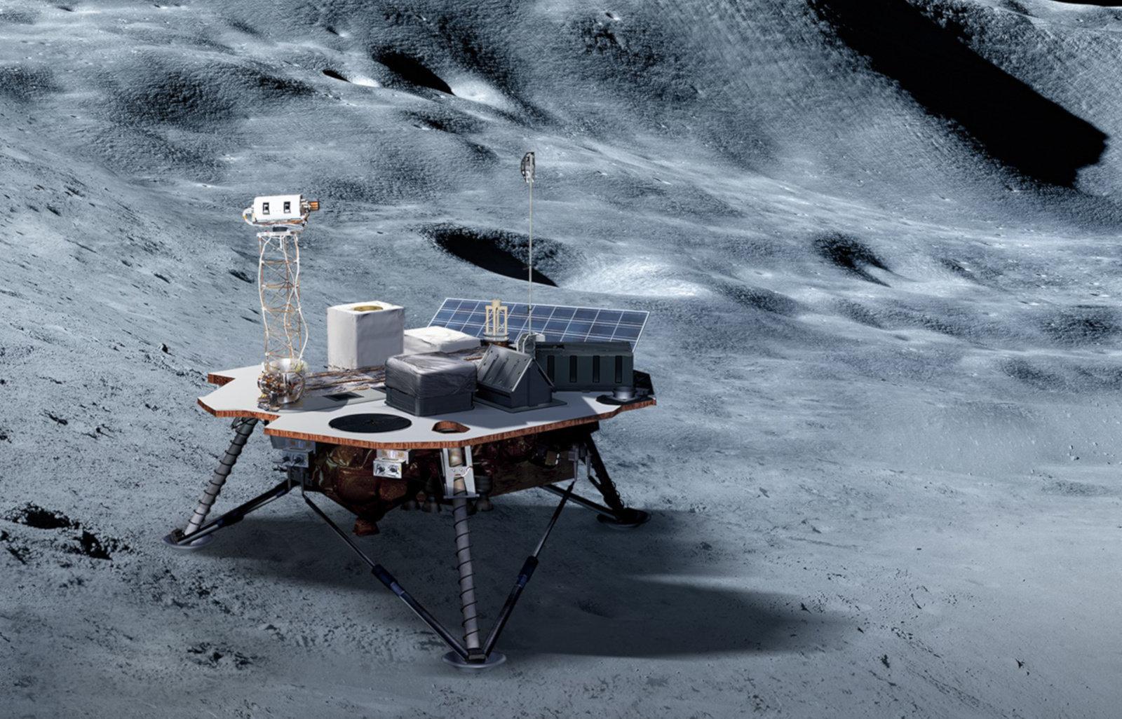 بازگشت به ماه ناسا